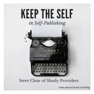 typewriter keep the self in publishing